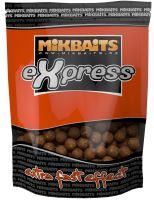 Mikbaits Boilies Express original 2,5 kg 18 mm-půlnoční pomeranč