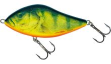Salmo Wobler Slider Floating Real Hot Perch-10 cm 36 g