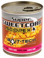 Bait-Tech kukuřice super sweetcorn 300 g-Scopex