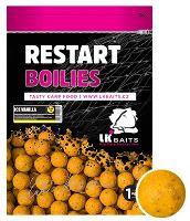 LK Baits Boilie ReStart ICE Vanilla-1 kg 24 mm