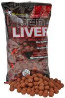 Starbaits Boilie Red Liver-14 mm 1 kg