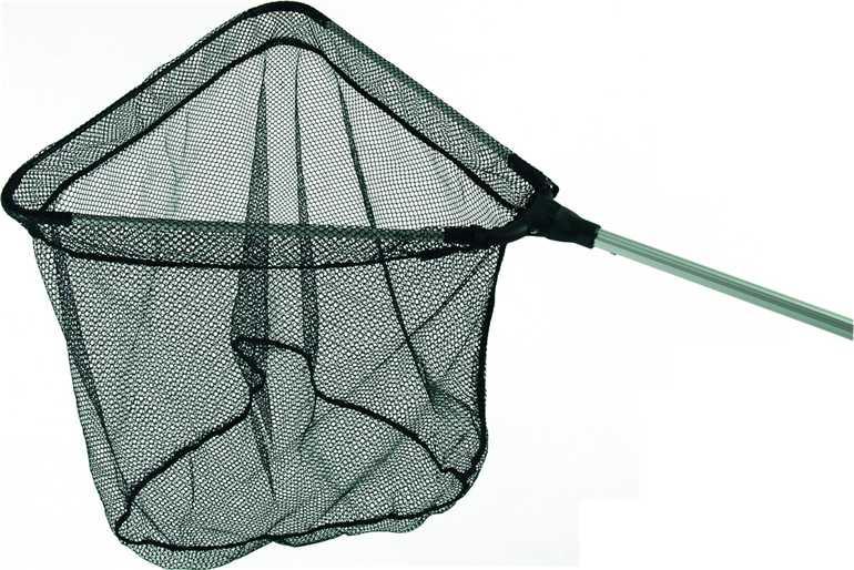 Mivardi podběrák eco-eco 180 cm 2 díly- 60x60x50cm