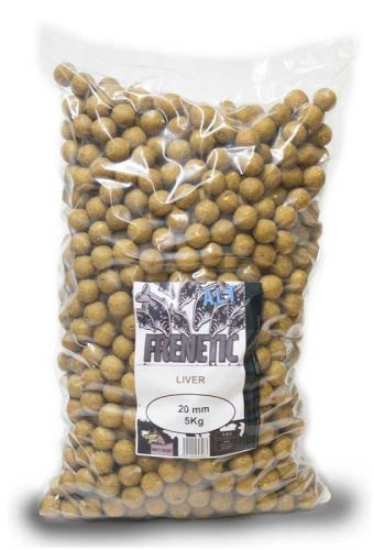 Carp Only Frenetic A.L.T. Boilies Liver 5 kg