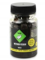 Nikl Pelety Method Feeder Black Halibut 8 mm 50 g - KrillBerry-Příchuť - Krill Berry