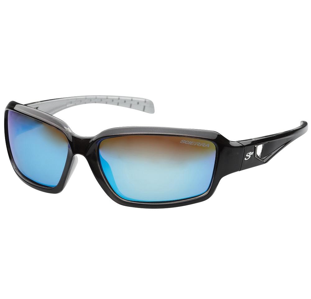 Scierra brýle street wear sunglasses mirror grey blue lens