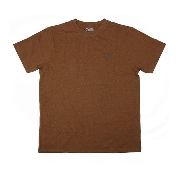 CPR852_fox-tricko-classic-t-shirt-marl-orange.jpg