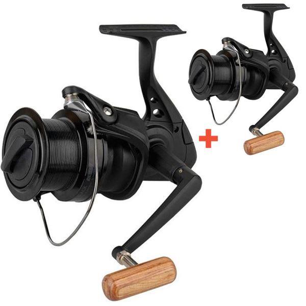 Okuma Naviják Custom Black CB 60 Akční set 2 ks