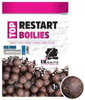LK Baits Boilie Top ReStart Sea Food-1 kg 18 mm