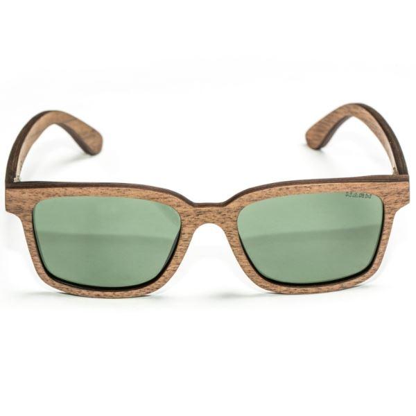 Nash Brýle Timber Sunglasses Green