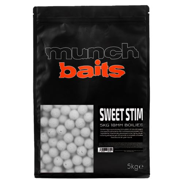 Munch Baits Boilie Sweet Stim
