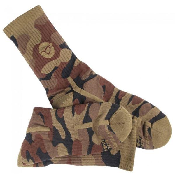 Korda Ponožky Kore Camouflage Waterproof Socks
