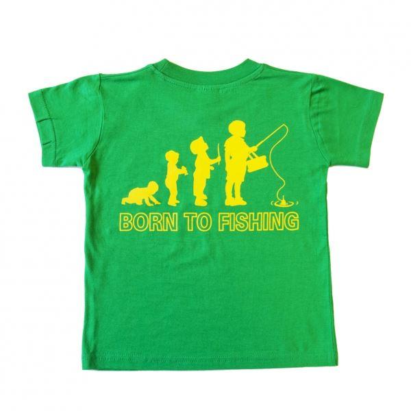 Doc Fishing Triko Dětské Doc Zelená