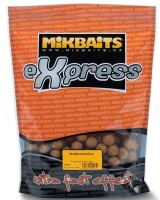 Mikbaits Boilies Express Original 1 kg 18 mm - Sladká kukuřice