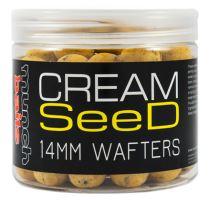 Munch Baits Vyvážené Boilie Cream Seed Wafters 200 ml-14 mm