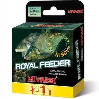 Mivardi Vlasec Royal Feeder Green 200 m-Průměr 0,165 mm / Nosnost 3,2 kg