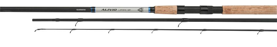 Shimano prut alivio cx match 4,2 m 5-20 g