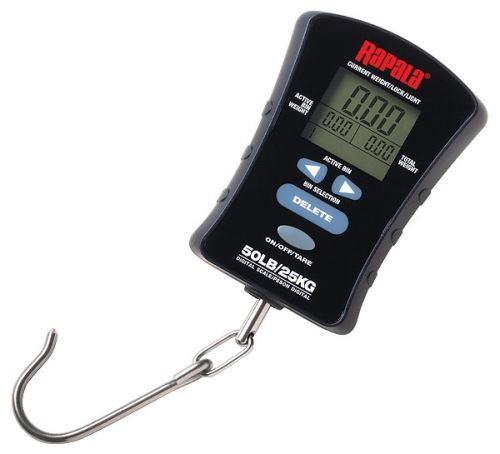 Rapala Váha Compact Touch Screen Scale 25kg