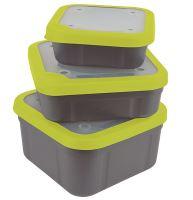 Matrix Box Bait Boxes Grey Lime -Velká 3.3pt