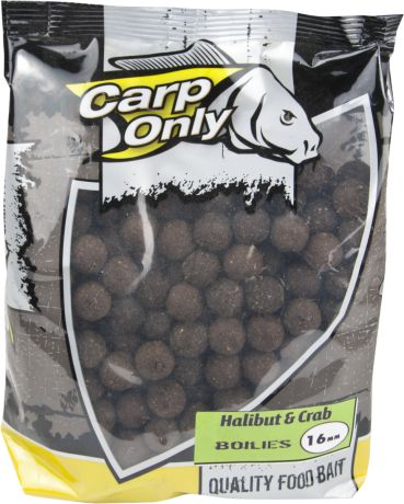 Carp only boilies halibut crab 1 kg-16 mm