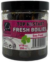 LK Baits Boilie Fresh TopRestart 18 mm 200 ml-sea food