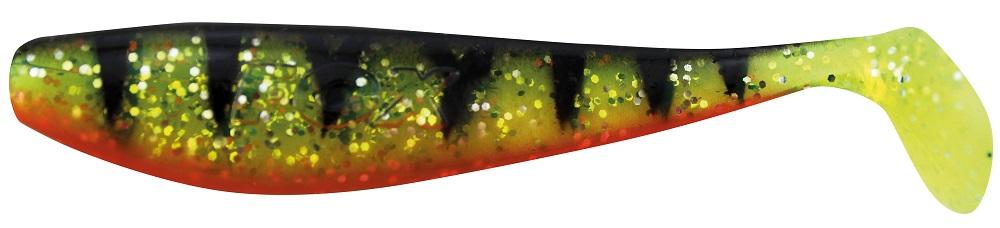Fox rage gumová nástraha ultra uv zander pro shads perch-14 cm