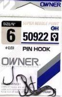 Owner háček s očkem 50922-Velikost 8
