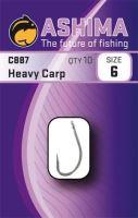 Ashima  Háčky  C887 Heavy Carp  (10ks)-Velikost 10