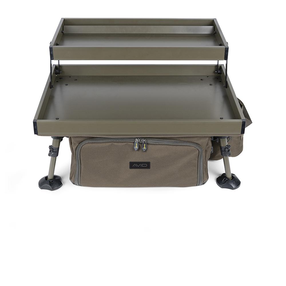 Avid carp stolek double decker bivvy organizer