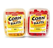 Chytil Měkčená Nástraha Corn Soft Baits Mushrooms 20 g-Amur