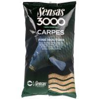 Sensas Krmení Carpes 3000 1 kg - Kapr Jemný