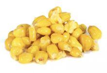 Mikbaits nakládaný partikl 1 kg - Kukuřice Půlnoční Pomeranč