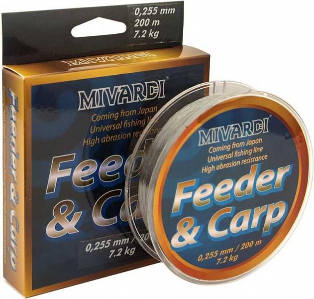 Mivardi vlasec carp a feeder 200 m průměr 0,305 mm / nosnost 9,8 kg