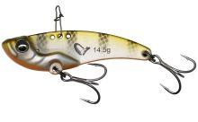 Savage Gear Wobler Vib Blade Olive Stripes - 4,5 cm - 8,5 g-Délka - 4,5 cm - Hmotnost - 8,5 g