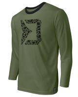 Delphin Tričko S Dlouhým Rukávem Rawer Carpath - XL-Velikost - XL