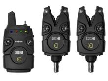 Delphin Sada Signalizátorů CODER - 3+1