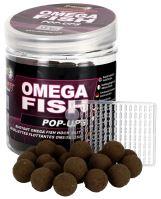 Starbaits Boilie Plovoucí Omega Fish 80 g-20 mm
