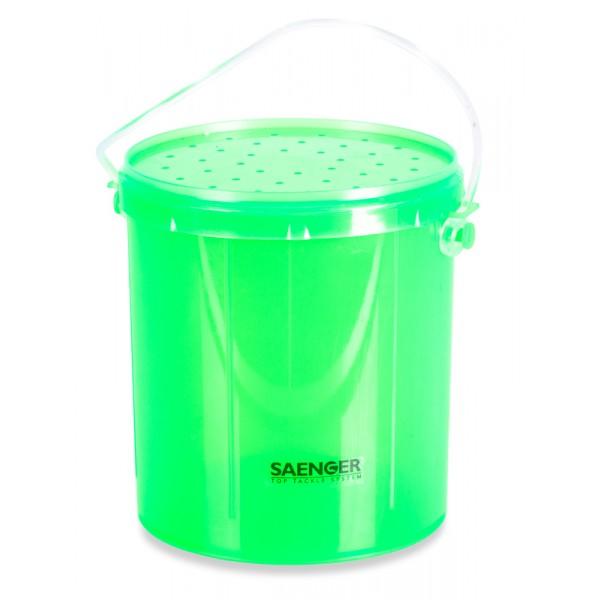 Saenger kbelík na živou nástrahu wormbucket