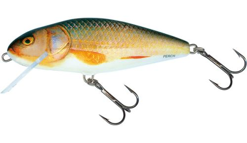 Salmo Wobler Perch Floating Real Roach