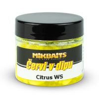 Mikbaits Červi v Dipu 50 ml
