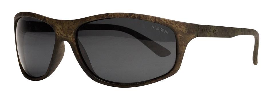 Nash polarizační brýle camo wraps grey lens