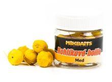 Mikbaits rohlíkové boilie 50ml-Med