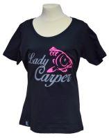 R-SPEKT Tričko Ladies black-Velikost XL