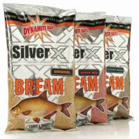 Dynamite Baits krmení silver x bream 1 kg-Super Red