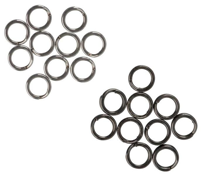 Savage gear kroužky stainless spiltrings 20 ks - 16 mm 88 kg