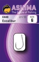Ashima  Háčky  C440 Excalibur  (10ks)-Velikost 2