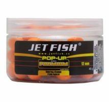 Jet Fish Premium Clasicc Pop Up 12 mm 40 g-jahoda brusinka
