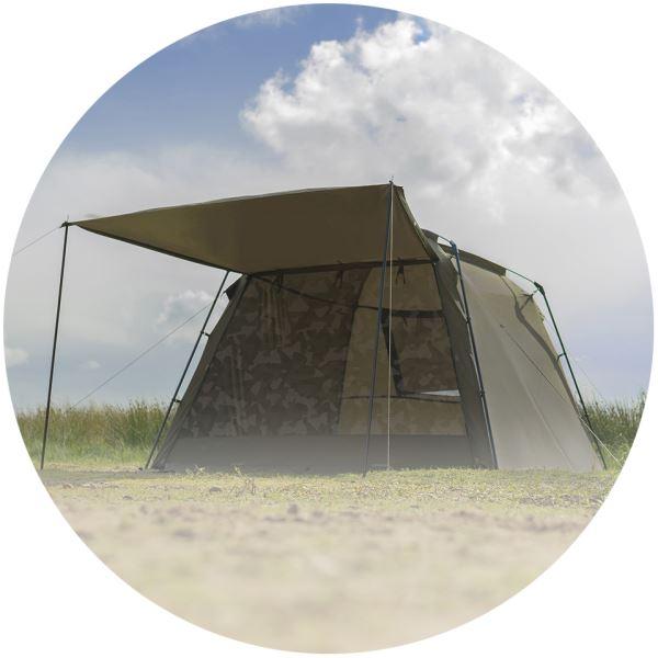 Avid Carp Bivak Screen House 3D Compact