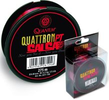 Quantum Vlasec Quattron Salsa Červená 275 m-Průměr 0,22 mm / Nosnost 4,5 kg