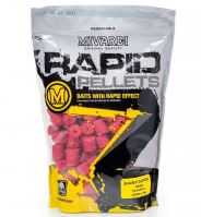 Mivardi Pelety Rapid Easy Catch Jahoda-1 kg 12 mm