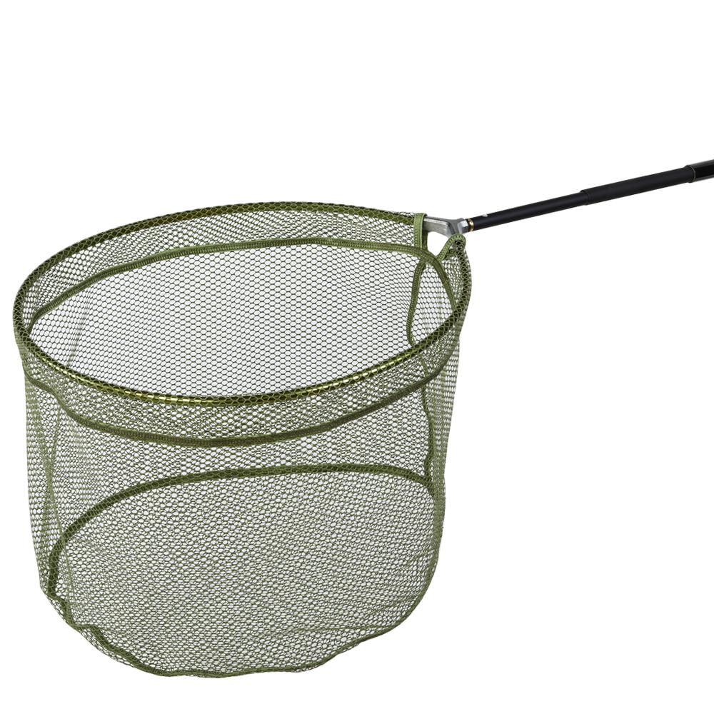 Giants fishing podběráková hlava net head rubber-55x45 cm